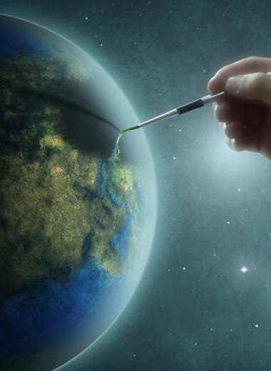 Астроном искал вреликтовом излучении следы послания отСоздателя Вселенной — икое-что нашел
