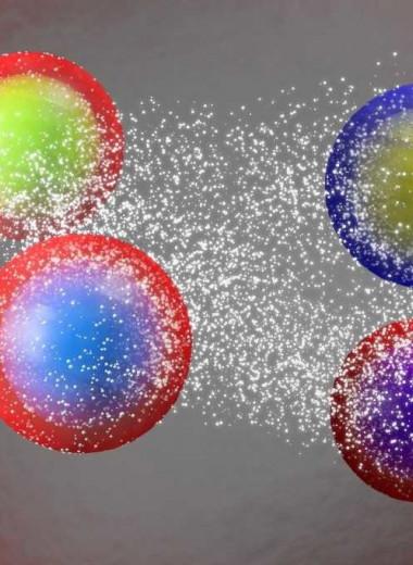 Дважды очарованный тетракварк: физики заявили об открытии нового состояния материи