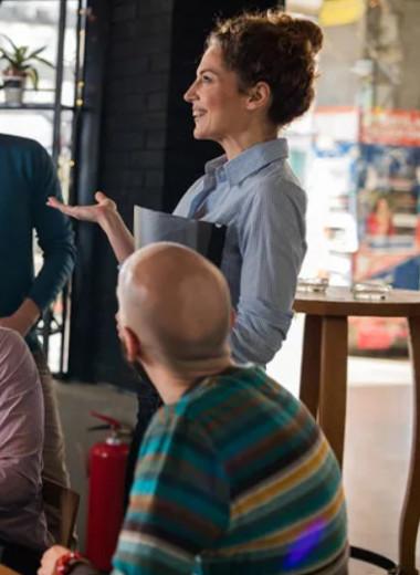 Для карьеры и не только: как научиться красиво говорить