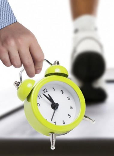 5 минут силы: прокачайся прямо на рабочем месте