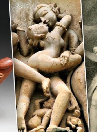 Самые развратные сцены в истории искусств