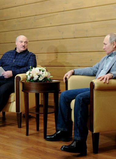 Преддефолтная терапия: какие риски для российских компаний и банков несет новый пакет помощи Лукашенко