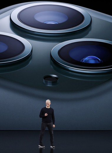 Apple показала новые iPhone: главное с презентации