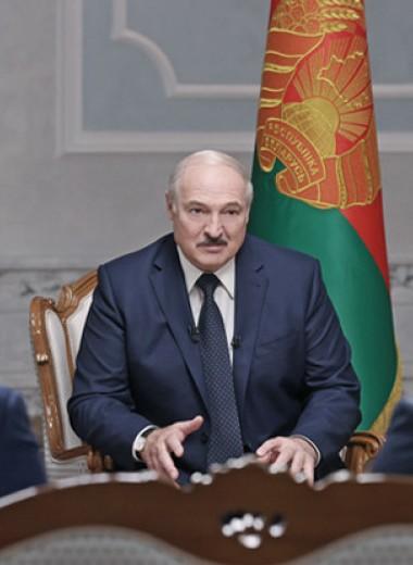 Зачем Россия все простила Лукашенко
