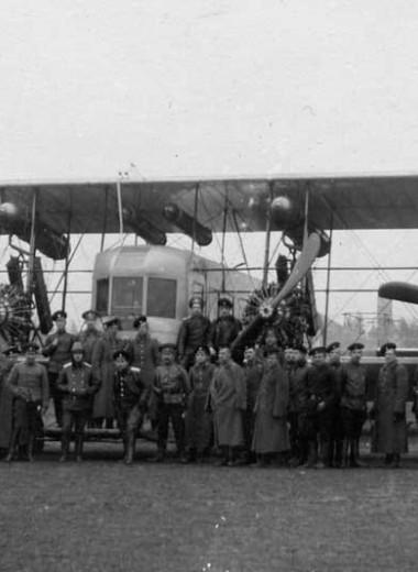Первая Мировая война: оружие Русской армии