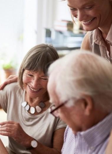 Как ужиться с пожилыми родственниками под одной крышей