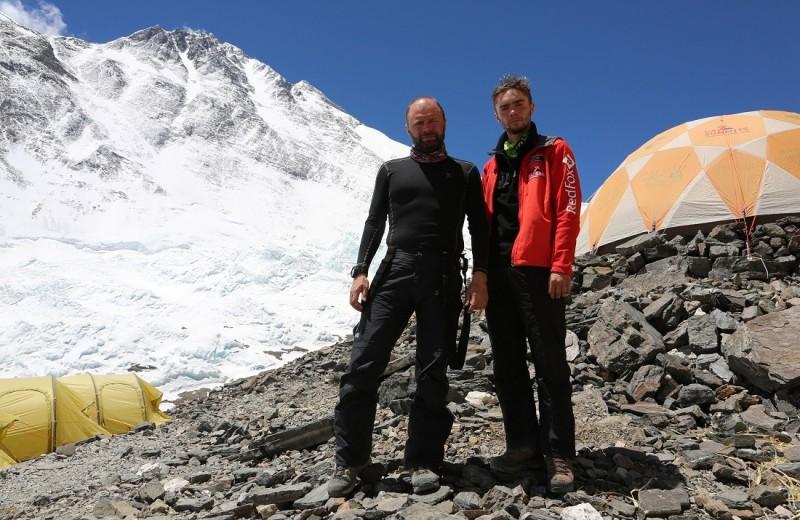 На Эверест в 17 лет: рекорд российского альпиниста
