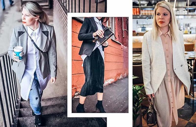 Туники — как и с чем носить: 5 идей для холодного времени года
