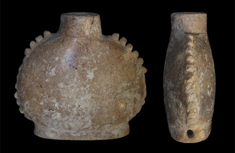 Древние майя оказались любителями ароматизированного табака