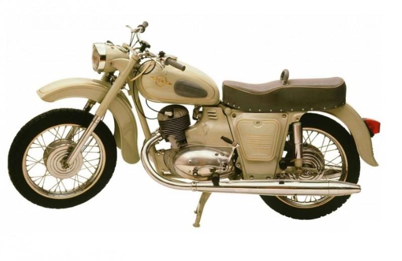 10 мотоциклов из СССР