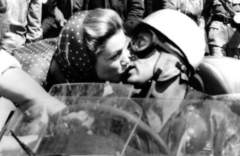 Поцелуй смерти. История одной фотографии