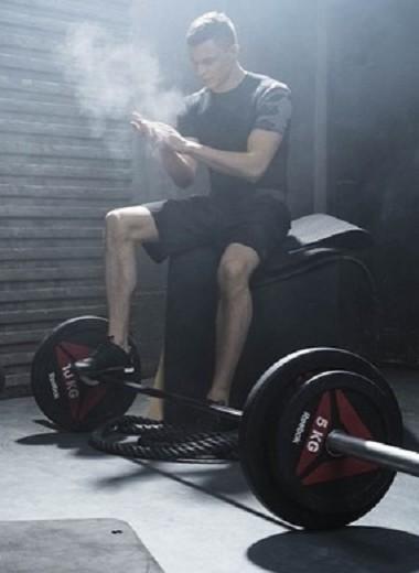 Стань человеком на последнем в году фитнес-фестивале Reebok