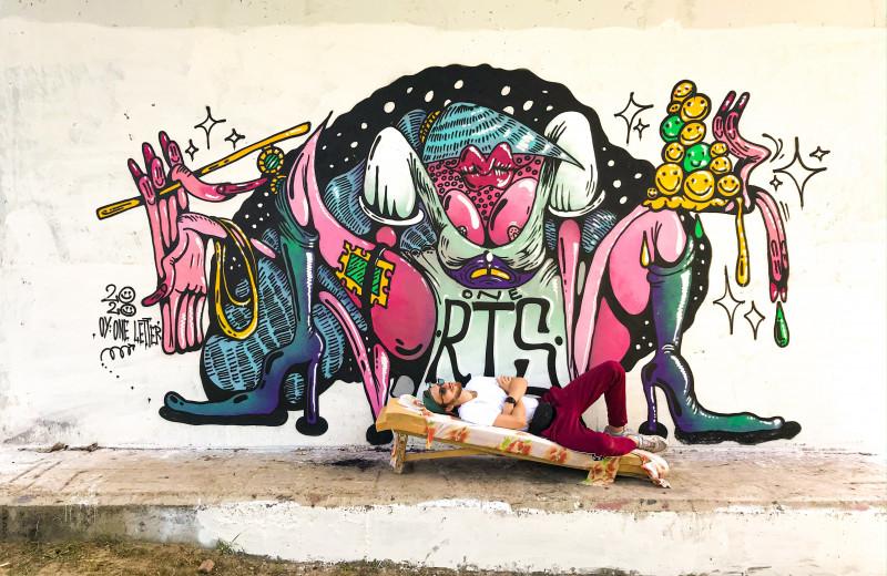 Российские мастера стрит-арта: 5 перспективных уличных художников