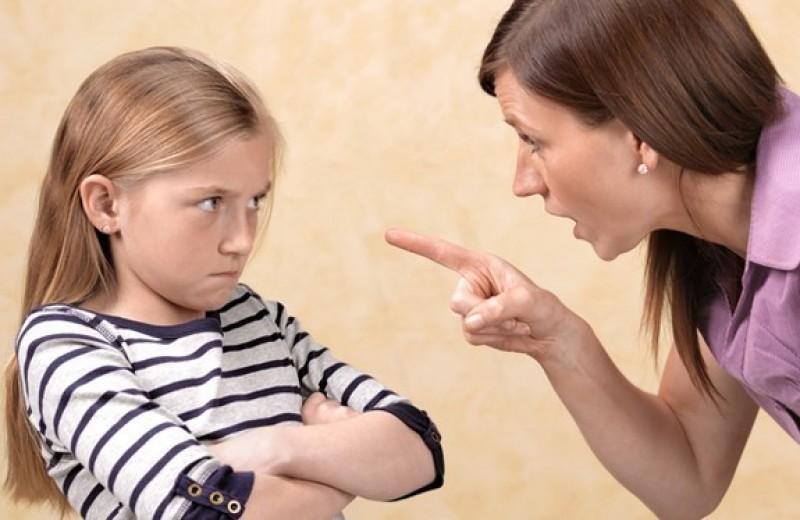 Как перестать кричать на детей и добиваться желаемого по-другому