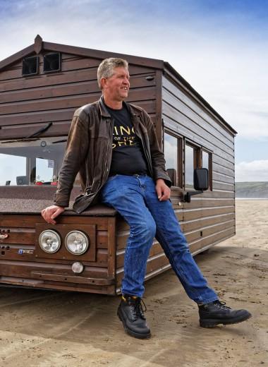 Самоходный сарай-чемпион и еще 4 дома, которые могут двигать собой