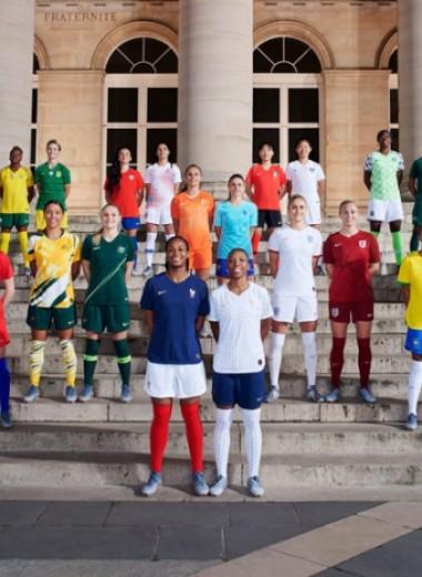 Как девушки борются за равноправие в футболе