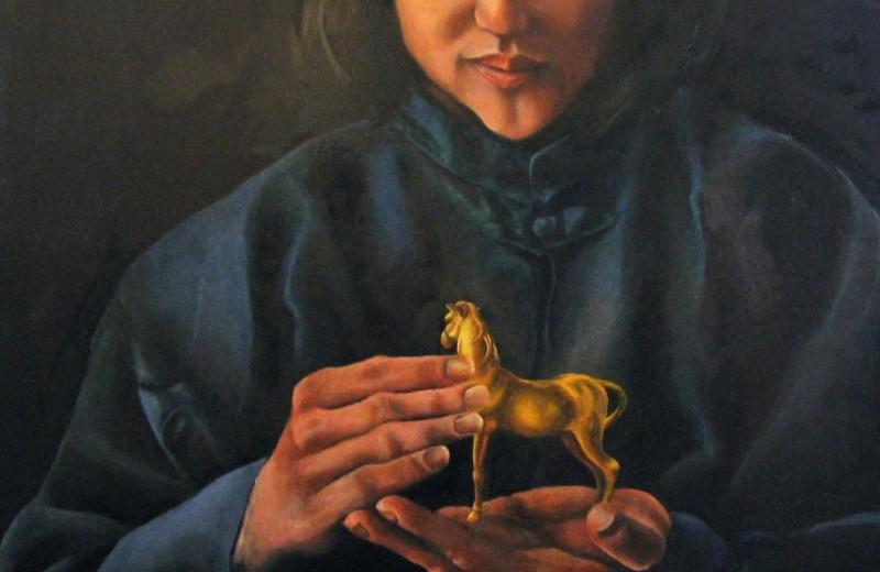 Реальная кхалиси: праправнучка Чингиз-хана не проиграла ни одного боя