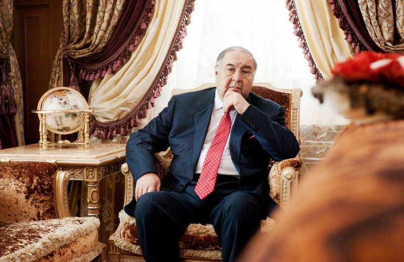 «Горжусь, что я узбек»: правила бизнеса Алишера Усманова