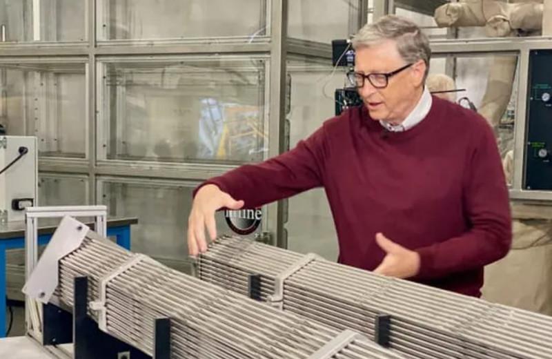Атомный реактор Билла Гейтса