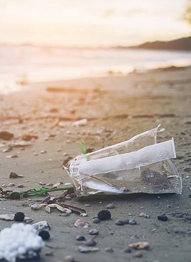 Боновые заграждения проекта The Ocean Cleanup оказались неэффективны против пластика в океане