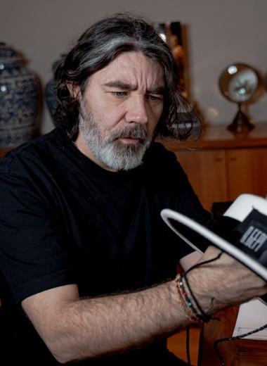 Даниил Берг — о проблемах российских дизайнеров, моде и комфорте