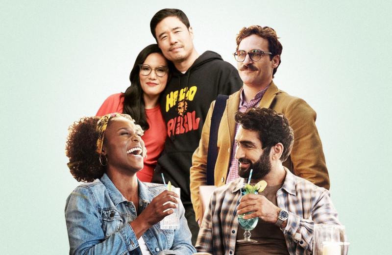 Это по любви: 20 романтических комедий на Netflix