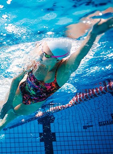 Плыви и худей: как научиться плавать самостоятельно