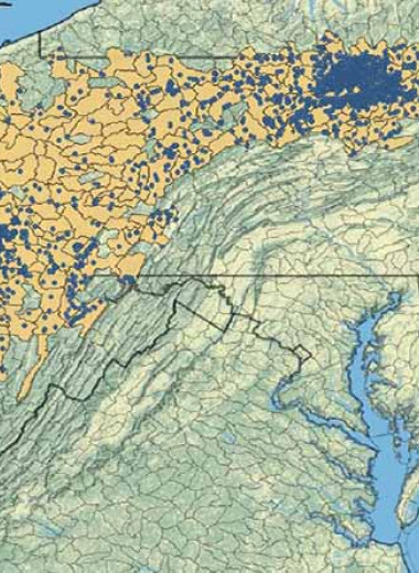 Гидроразрывы заподозрили в повышении солености поверхностных вод