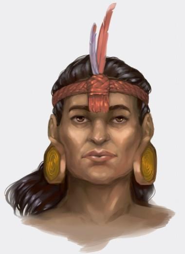 Как выглядел последний правитель Империи инков?