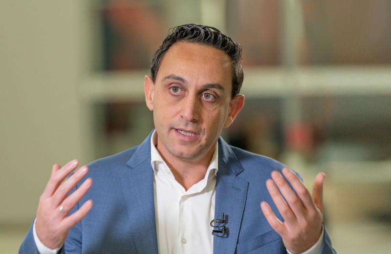 Дэвид Городянский — Forbes: «Мне важно сделать что-то позитивное для России»