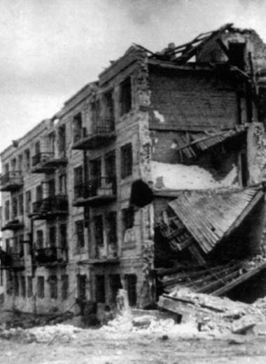 Снайпер дома Павлова: документальные кадры, как Анатолий Чехов убивает своего 40-го фашиста