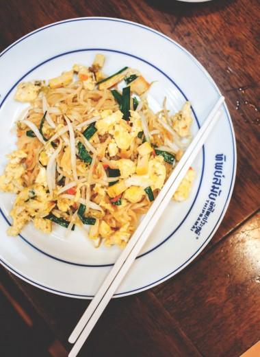 Еда и мир: гастропричуды Бангкока