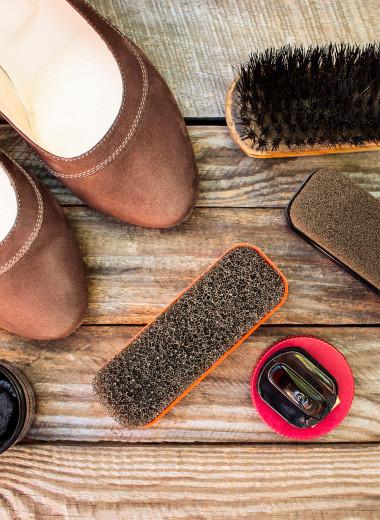 Плакса, вакса, гуталин: как правильно ухаживать за обувью
