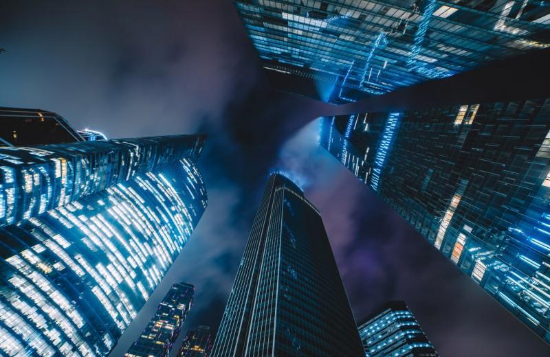 Какие города фотографируют чаще всего?