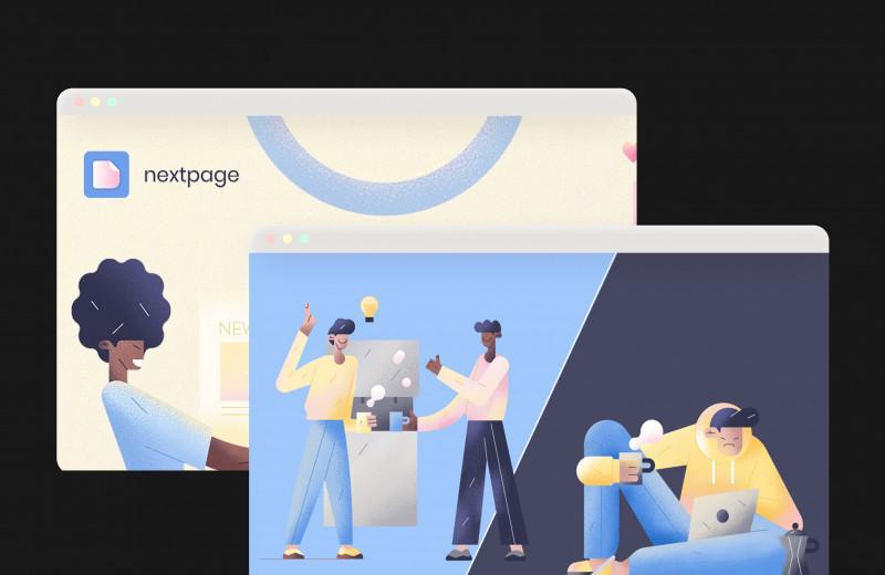 Tinder для коллег: расширение NextPage поможет найти общий язык в команде