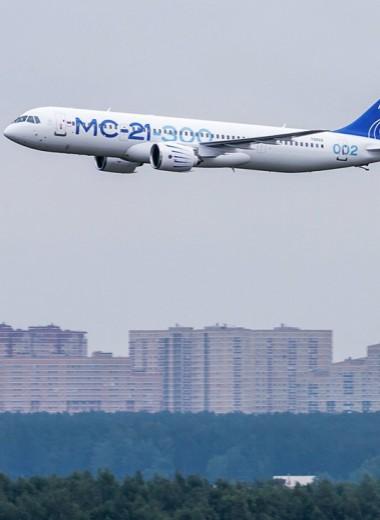 Санкции подрезали крылья МС-21
