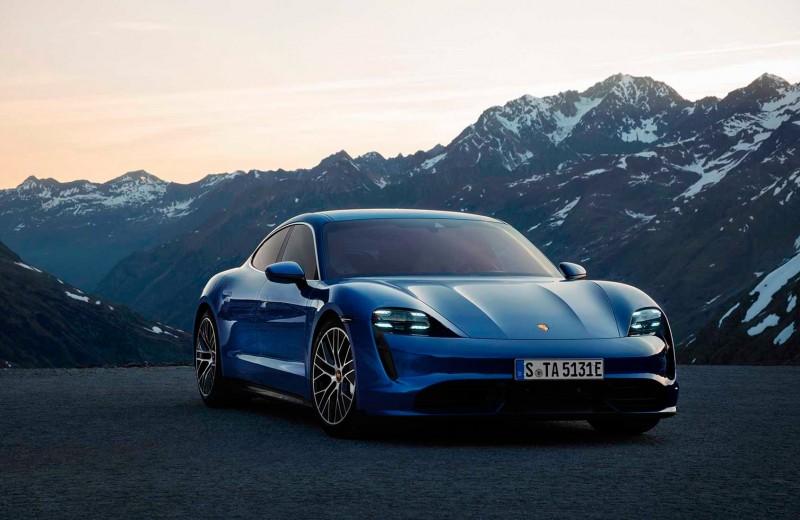 Tesla против Porsche: кто победит в битве электромобилей премиум-класса
