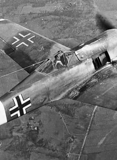 Почему немецкие летчики сбивали так много вражеских самолетов