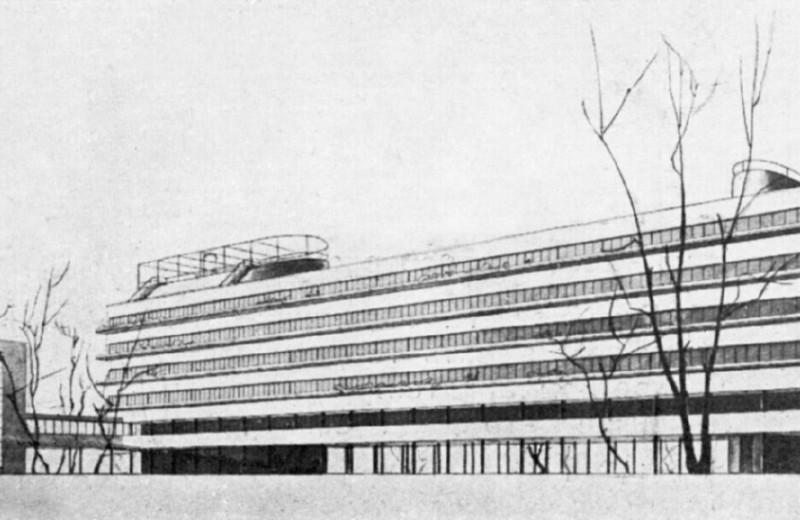 Архитектурные проекты прошлого, которые рассказывают о будущем