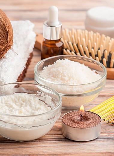 Целебный кокос: маски для волос из кокосового масла в домашних условиях