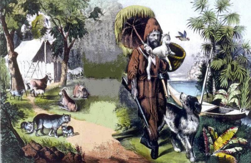 4 реальные истории о людях, выживших на необитаемом острове