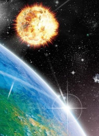 Ежик в космосе: как испытывали ядерный лазер Рейгана