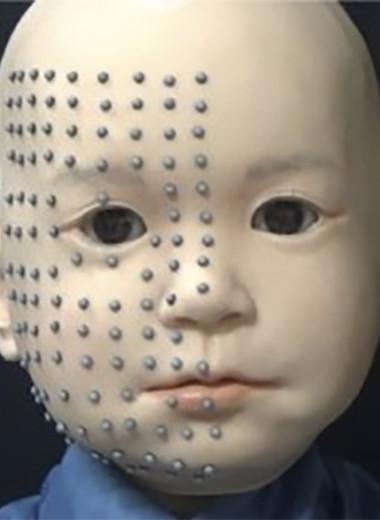 Человекоподобных роботов выдали слишком простые движения кожи лица