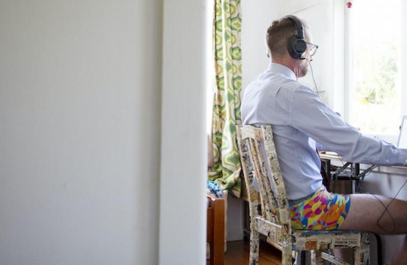 Без галстука: о чем нужно помнить, если вы работаете из дома