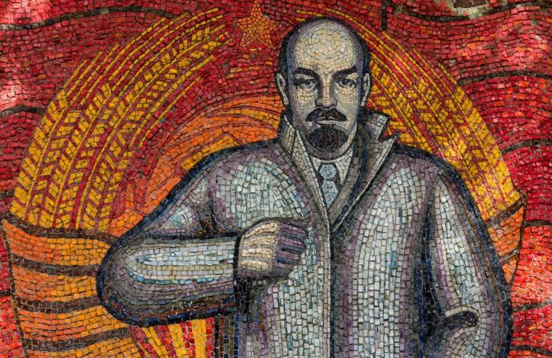 Лучшие анекдоты про Ленина и его любимую революцию