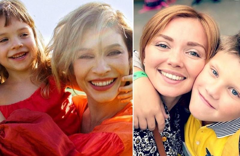Как выглядят дети актрис сериала «Кухня»: Подкаминской, Кузьминой и других