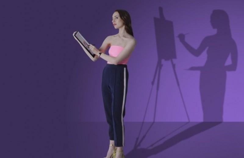 Успешные девушки поколения Z: история диджитал-художницы Кейт Иллюстрейт