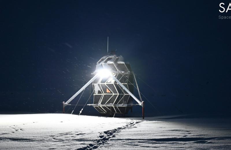 Механика лунного жилища: миссия LUNARK в Гренландии и ее итоги