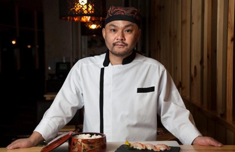Шеф-повар ресторана «Цветение сакуры» Аракава Хироки – о профессии с гордостью