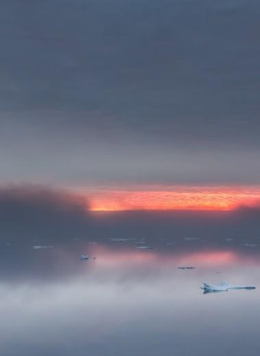 У берегов Карского моря лежит неизвестная немецкая субмарина
